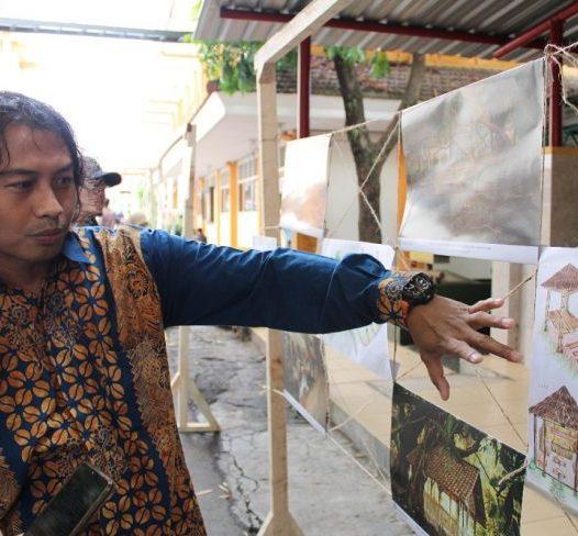 Tumbuhkan Identitas Air, PWK ITN Malang Gelar Planart Exhibition