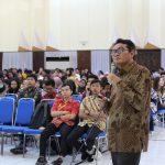 Pasca Gempa Bumi, Pemkab Lombok Tengah Butuh Kerjasama dengan PWK ITN Malang