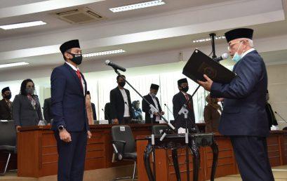 Alumnus PWK ITN Malang Jabat Pelaksana Tugas Sekda Kabupaten Malang